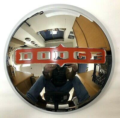 1946 1947 1948 1949 1950 Dodge Hubcap, Beautiful Reproduction!