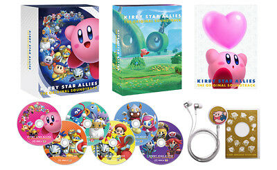Kirby Star Allies The Original Soundtrack CD Limited Edition PreOrder Service