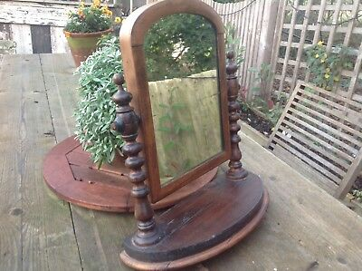 Vintage French Dresser Mirror Stunning Wow Wow