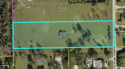 Pre-Foreclosure - 2.50 Ac., Cape Coral Area Florida, Lee County