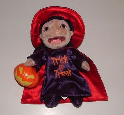 Walt Disney World - 2005 Halloween Lilo Bean Bag Witch, pre-owned (with tag)