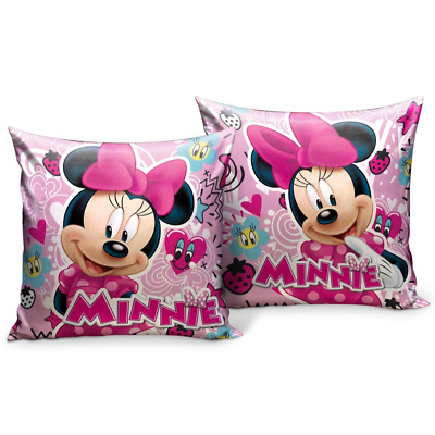 Cuscino Minnie Mouse Disney In Poliestere Cm. 35X35 - 55898