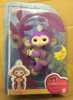 Fingerling - Brand New and 100% Genuine WowWee Toy -Various Colours to Pick From