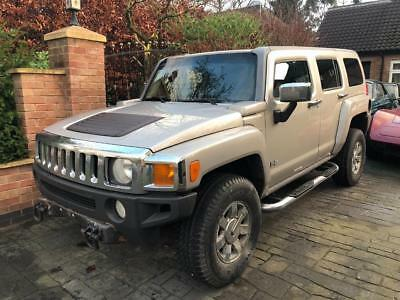 2007 Hummer H3 american SUV 4x4 - Full MOT - Priced to sell px