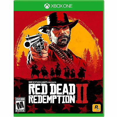 Red Dead Redemption 2 Xbox One NEW