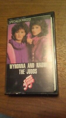 THE JUDDS, WYNONNA AND NAOMI , Cassette