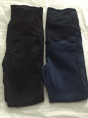 Topshop Maternity Joni Over The Bump Jeans 10
