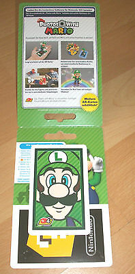 Nintendo 3ds Photos With Luigi Ar Karten Luigi Download Codes