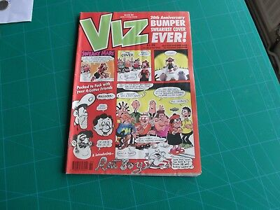 Viz Magazine Issue 99 20th Anniversey Bumper Adults Only