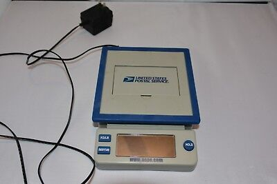 10 lb USPS Postal Scale Good Condition w/ Chord