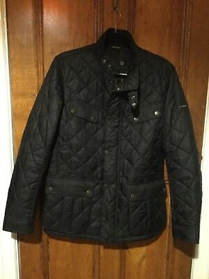Barbour international Ariel profile  men's jacket New With Tags size S