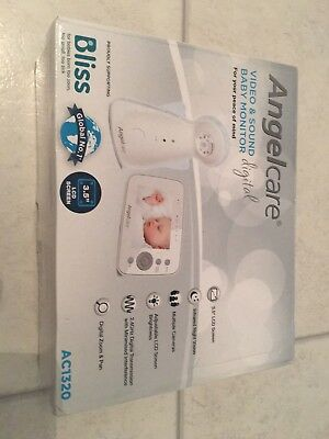 Angelcare AC1320 Digital Video and Sound Baby Monitor