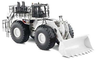 "Caterpillar Norscot 55244 CAT 994F Wheel Loader ""WHITE"" 1:50 New Limited Edition"