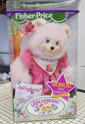 Berrylynn from the Briarberry Bear Collection