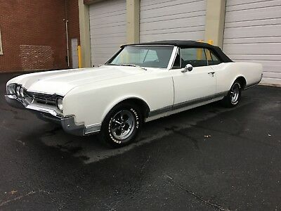 1966 Oldsmobile Cutlass 2 door 1966 Oldsmobile Cutlass 88 convertible