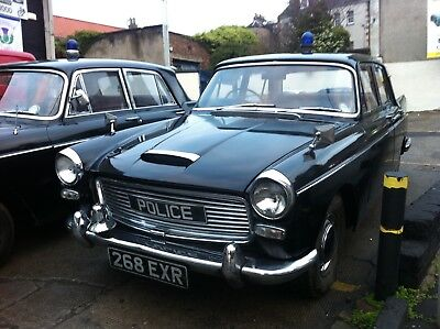 Austin Westminster 6 cylinder 3000cc,1962, Ex movie / film Police car just in !