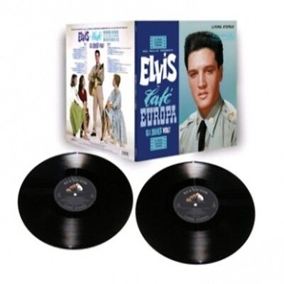 Elvis - CAFÉ EUROPA – G.I. BLUES VOL.2  FTD 2x LP SET New & Sealed IN STOCK NOW!