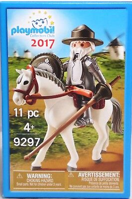 Playmobil 9297 Special exclusive knight Don Quixote figure medieval grandmaster