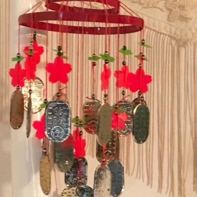 Vintage Chinese wind chimes