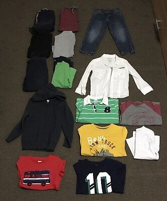 BULK BOYS CLOTHES - Size 5 - 16 Items