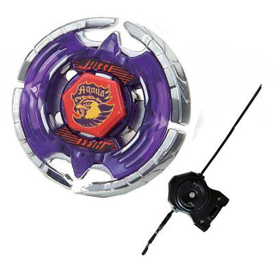 Rapidity Earth Eagle BB47 Starter Set Fusion Masters  Beyblade With Launcher