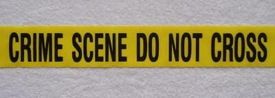 Crime Scene   Do Not Cross  -  50 Feet - Great Party Decorations And Supplies