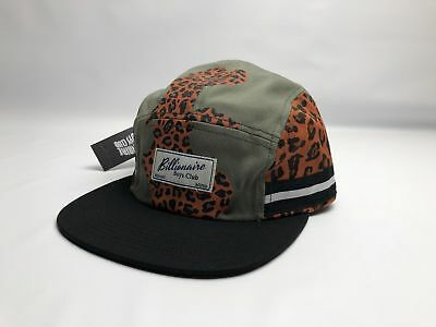 64ddfcc3c46 Billionaire Boys Club BB Worlds Hat 871-4803 Black 2018 BBC Brand New  WithTags
