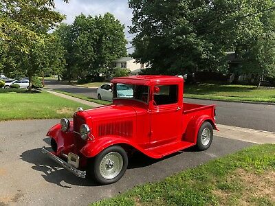 1932 Ford Other Pickups  1932/34 Ford Pickup Hotrod (steel body)