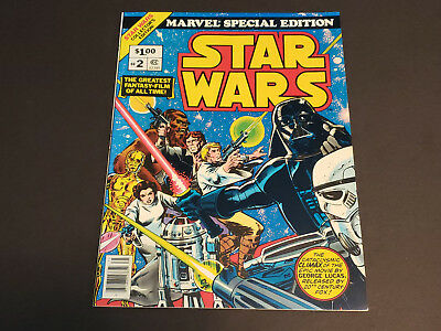 Marvel Special Edition Star Wars #2  1977 A New Hope Treasury Size Ed.
