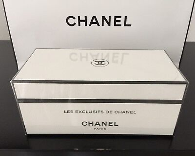 Les Exclusif De Chanel Discovery Miniature Set Sealed In Box Brand New