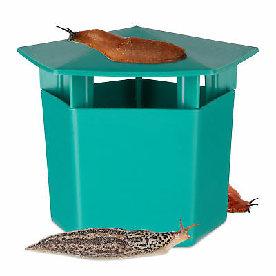 Non-Toxic Slug Trap, Ecological Garden Pest Control, Reusable, Pet Safe