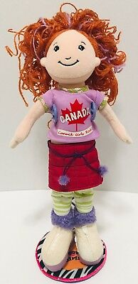 RARE! 2004 CANADA EXCLUSIVE Groovy Girl Doll - HOPE - Cunuck Girls Rock!