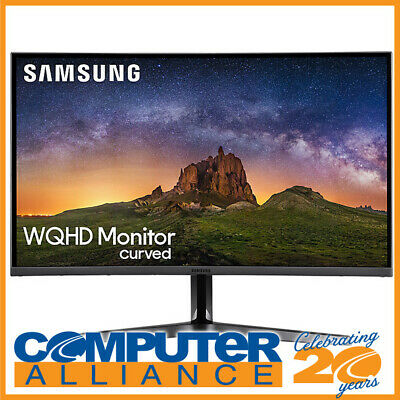 """32"""" Samsung LC32JG50QQEXXY Curved 144hz LED Monitor"""