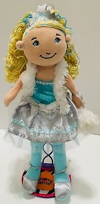 Retired 2009 GROOVY GIRLS DOLL Winter Holiday Christmas Edition SNOWFLAKE SOPHIE