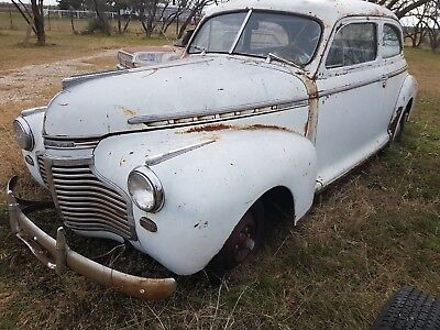 1941 Chevrolet Master  41 Chevy Coupe MASTER DELUXE **ALL ORIGINAL**