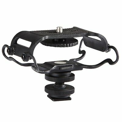 BOYA BY-C10 Universal Portable Recorder Shock Mount - Fits the Zoom H4n, H5 D4R5