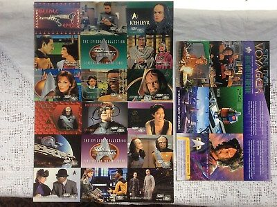 Star Trek Trading Cards New