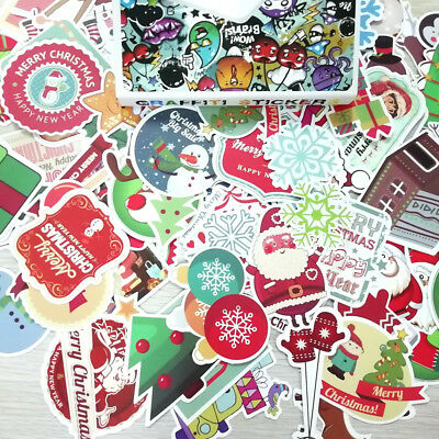 1000x Vinyl Decal Graffiti Stickers Bomb For Car Luggage Laptop Skate Christmas