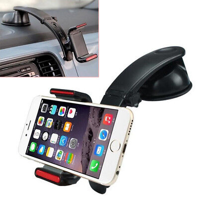 360° Universal Car Dashboard Holder Mount For GPS PDA Mobile Phone ABS Plastic