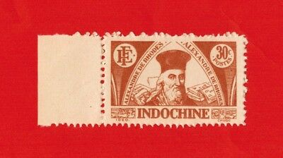 1943 -Colonie-Timbre France Neuf**Indochine(Emis sans Gomme)30c-Stamp-Yv.288