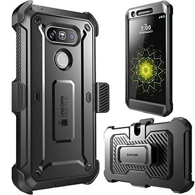 LG G5 Case, SUPCASE UB PRO Full-Body Rugged Holster Cover with Screen Protector