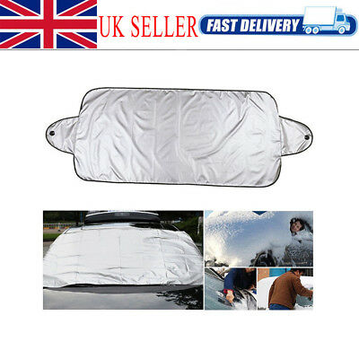 New Magnetic Car Windscreen Cover Ice Frost Shield Snow Protector Sun Shade Van