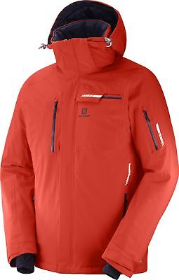 SALOMON BRILLIANT M Herren Skijacke