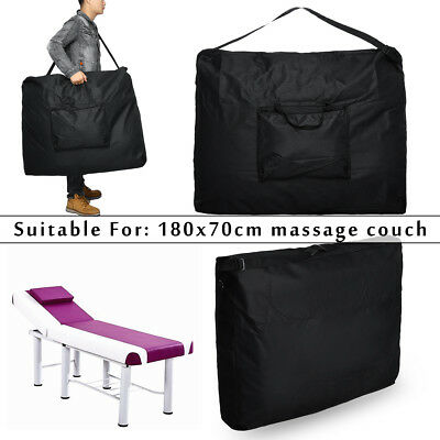 Large Carry Bag Case Massage Couch Therapy Table Reiki Bed Equipment Tool Studio