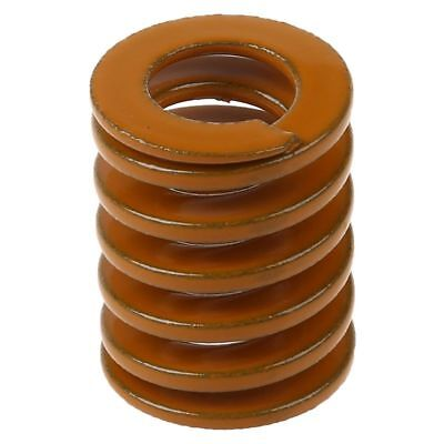 5X(20 mm x 10 mm x 25 mm cylinder shape the spring yellow O7T1)