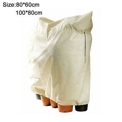 Non-Woven Protection Warm Grow Bag Frost Plant Tree Shrub Vegetables Cover