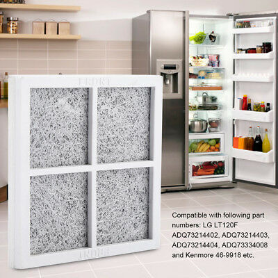 Refrigerator Replacement Activated Carbon Air Filters for LG LT120F ADQ73214404