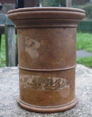 Antique Treen 2 Tier Spice Tower A/F