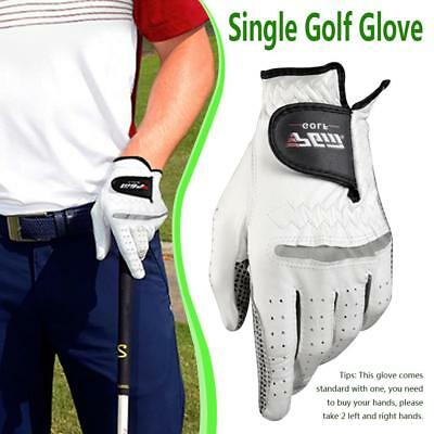 New Breathable 2018 Stratus Sport Leather White Golf Gloves Pick Size