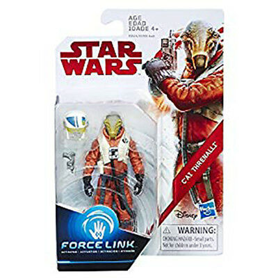 Star Wars The Last Jedi C'ai Threnalli Force Link Action Figure Exclusive
